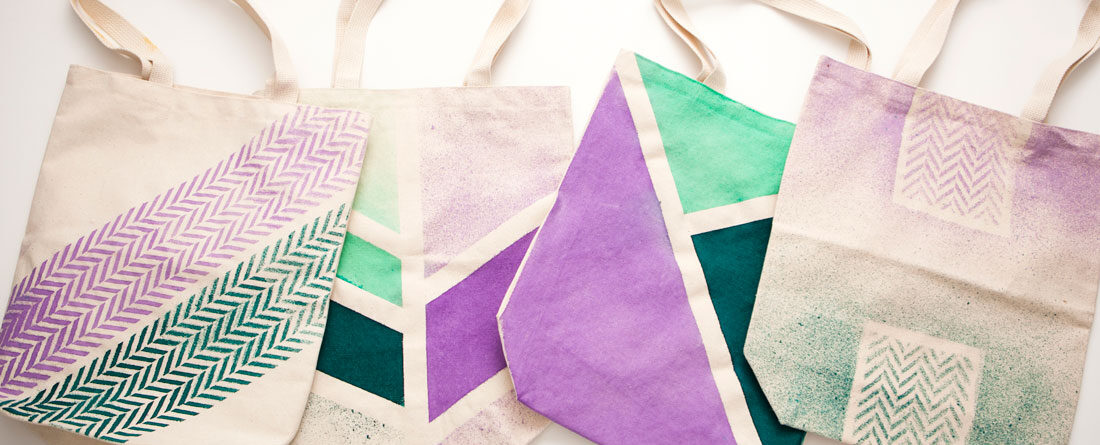 3 Easy Ideas for Personalizing a Tote Bag