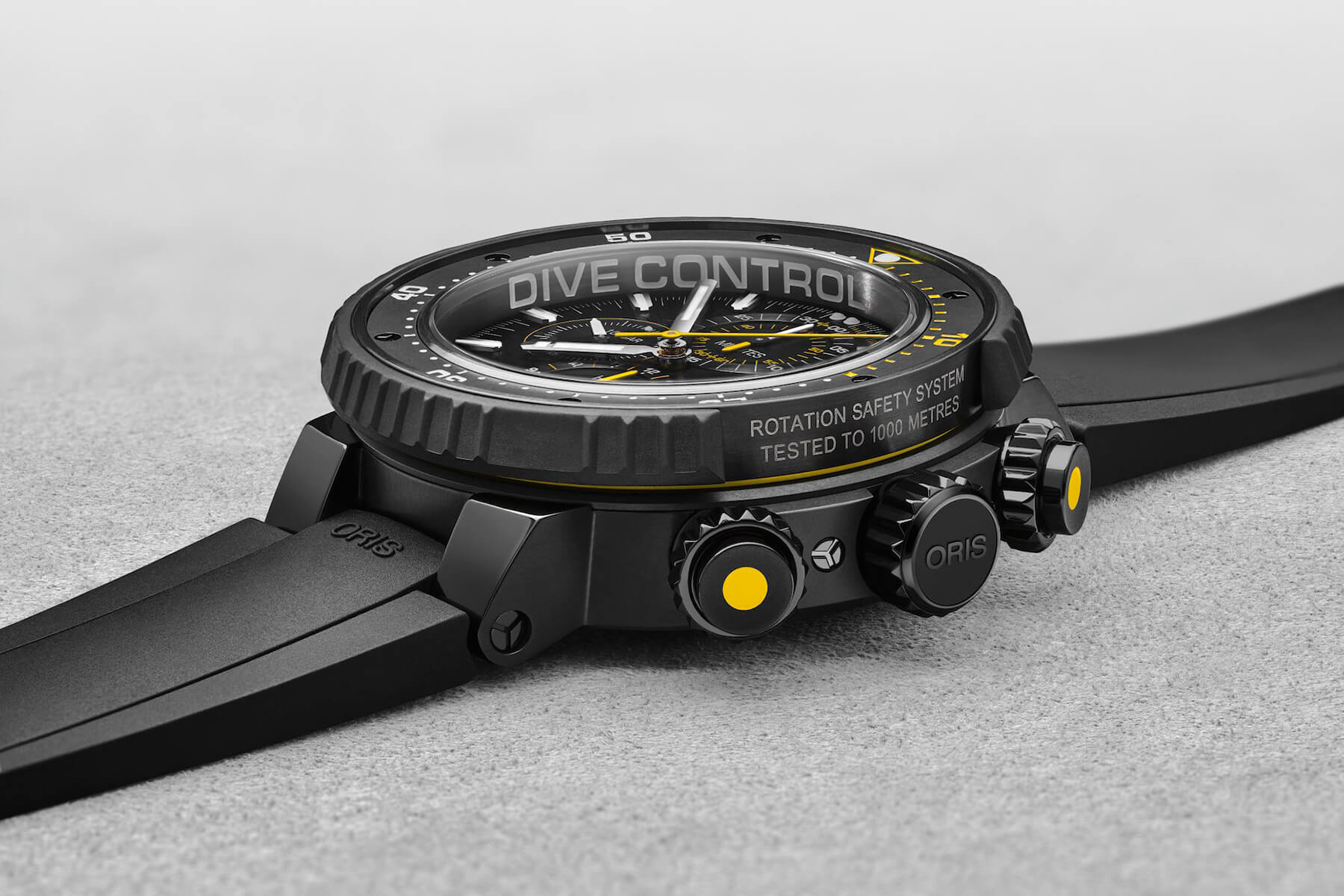 Oris Dive Control Limited Edition Watch - Oracle Time