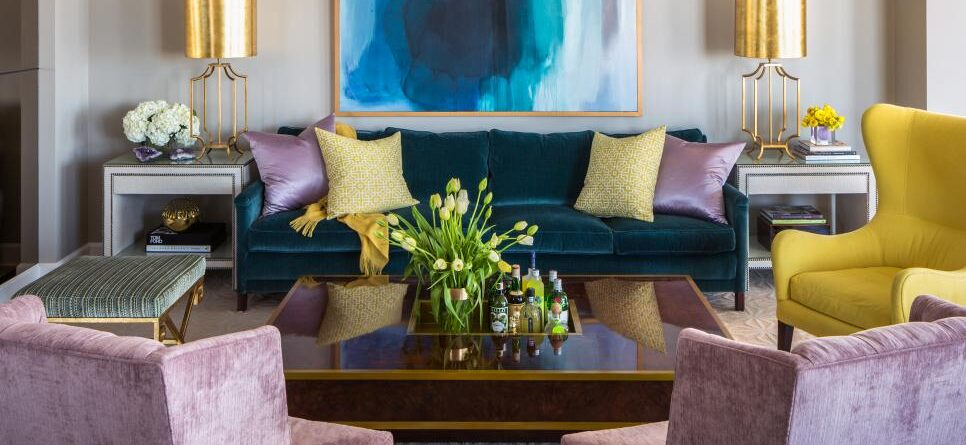 Current Interior Design Trends To Look Out For