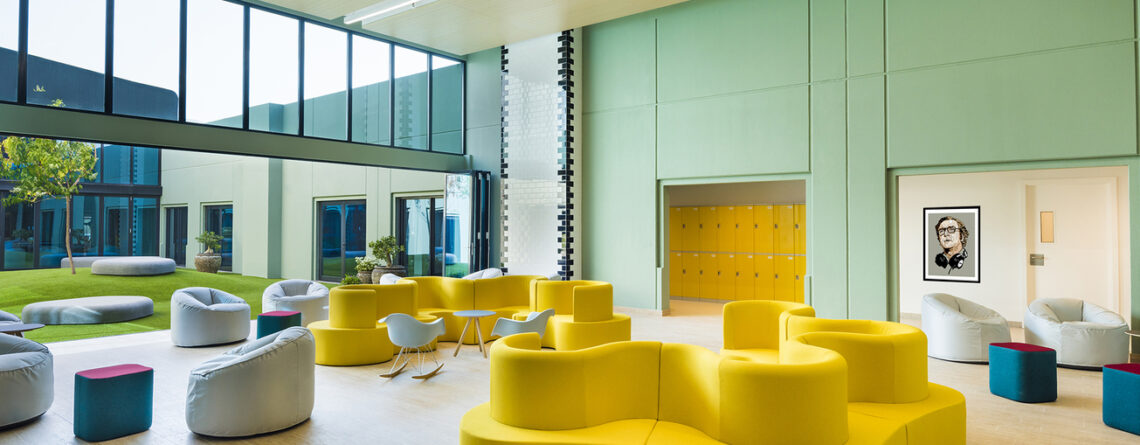 3 Tips For Creating An Inviting Lobby Space